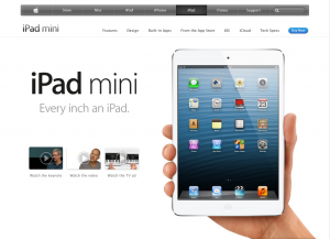 What The Apple iPad Mini Means For Marketers