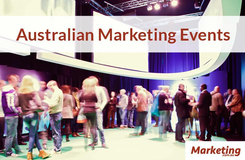 Marketing Conferences and Events October 2015