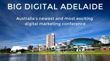 Big Digital Adelaide 2017 Kicks Off Next Week