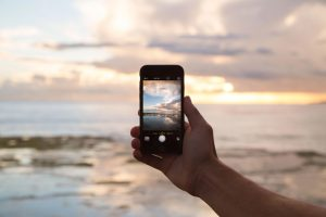 Video Marketing Trends - Mobile Video at Beach