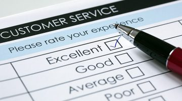 Developing Competitive Advantage Through Customer Service in 2017