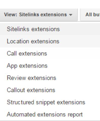 Manual Extensions