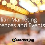 Australian Marketing Conferences and Events - October 2017