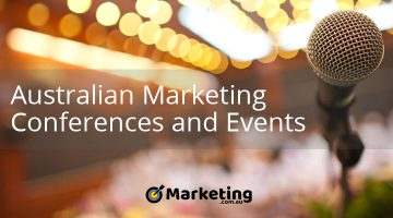 Australian Marketing Conferences and Events – May 2017