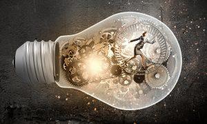 Light Globe - Reinvent The Wheel
