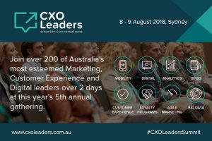 CXO Leaders 2018