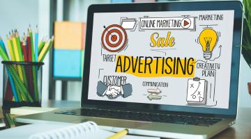 Display advertising benefits