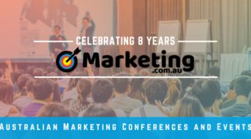 Australian marketing events 2020