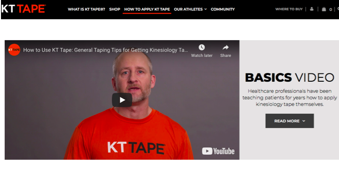 Building Credible Health And Wellness Brands K Tape